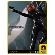 Captain America The Winter Soldier: Black Widow - Hot Toys