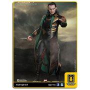 Thor The Dark World: Loki - Hot Toys