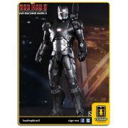 Iron Man 3: War Machine Mark II Diecast - Hot Toys