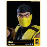 Mortal Kombat Klassics: Est�tua Scorpion 1:4 - Pop Culture Shock