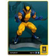 Marvel vs Capcom: Est�tua Wolverine - Hollywood Collectibles