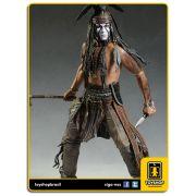 The Lone Ranger: Tonto 45 cm - Neca