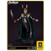 The Avengers: Loki 1/10 - Iron Studios