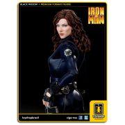 Iron Man 2: Est�tua Black Widow Premium Format - Sideshow