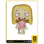 The Walking Dead: Teddy Bear Girl Pop - Funko