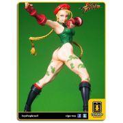 Street Fighter Bishoujo: Cammy - Kotobukiya