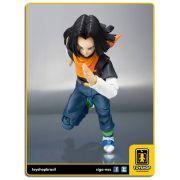 Dragon Ball Z S.H. Figuarts: Android 17 - Bandai