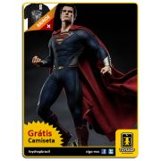 Man of Steel: Est�tua Superman + Brinde - Sideshow