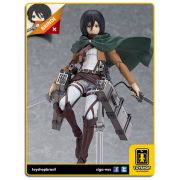 Attack on Titan: Mikasa Figma + Brinde - Max Factory