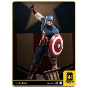 Captain America: Captain America Allied Charge on Hydra - Sideshow