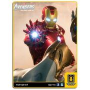 The Avengers: Iron Man Mark VII Battle Scene Diorama - Iron Studios