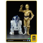 Star Wars: C-3po & R2-D2 Artfx - Kotobukiya