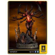 Diablo III: Est�tua Diablo - Sideshow Collectibles