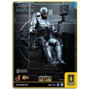 Robocop: Robocop with Mechanical Chair - Hot Toys