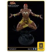 Street Fighter: Est�tua Dhalsim 1/4 - Pop Culture Shock