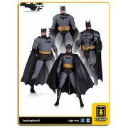 Batman 75th Anniversary: Action Figure 4-Pack Set - Dc Collectibles