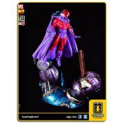 Marvel Comics: Diorama Magneto vs Sentinela 1/6 - Iron Studios