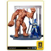 Batman Arkham City: Batman vs Clayface - Mattel