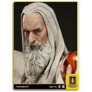The Lord of the Rings: Est�tua Saruman Premium Format - Sideshow