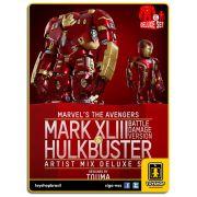 Avengers Age of Ultron: Mark XLIII and Hulkbuster - Touma