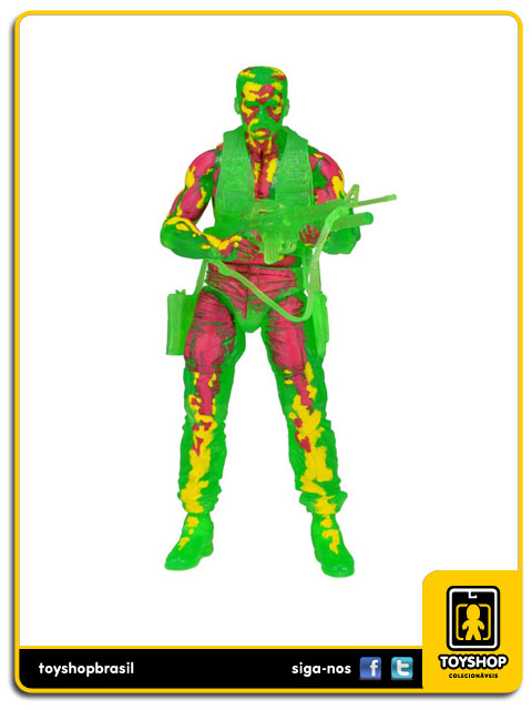 Predator: Thermal Vision Dutch - Neca