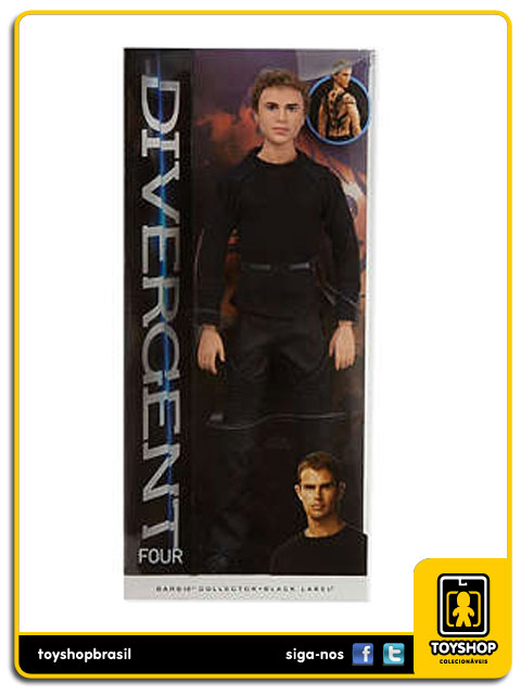 Barbie Collector Divergent: Four - Mattel