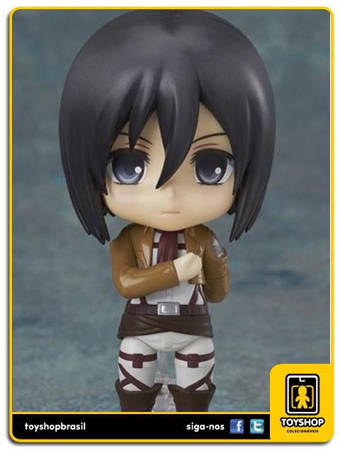 Attack on Titan: Mikasa Ackerman - Good Smile