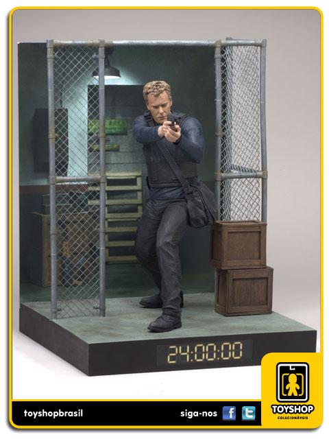 24hs: Jack Bauer Deluxe Boxed Set - Mcfarlane