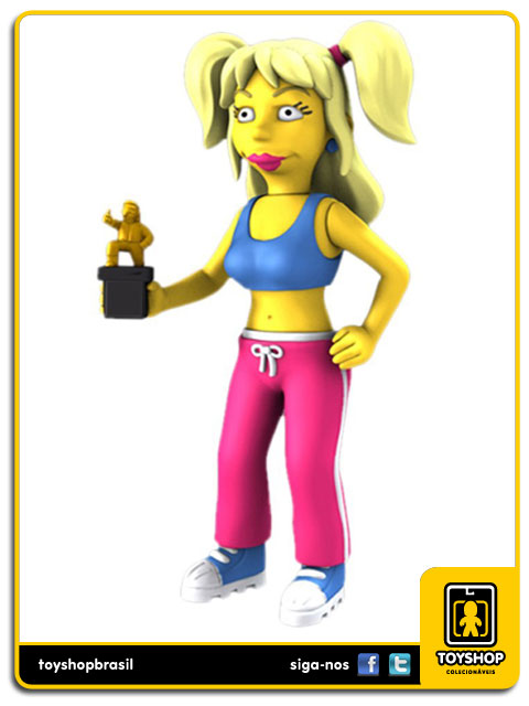 The Simpsons 25th Anniversary: Britney Spears - Neca