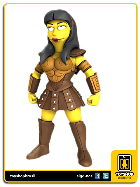 The Simpsons 25th Anniversary: Xena the Warrior - Neca