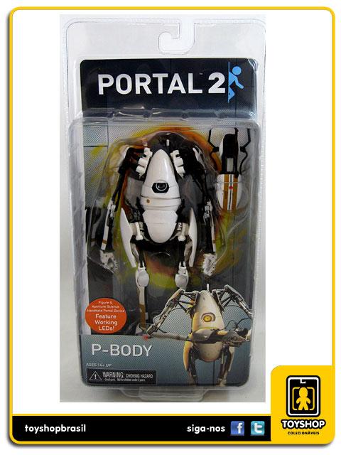 Portal 2: P-Body - Neca