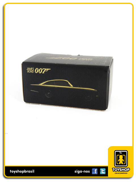 James Bond 007 Goldfinger: Aston Martin SDCC - Hot Wheels