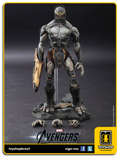 The Avengers: Chitauri Foot Soldier - Hot Toys