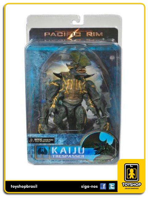 Pacific Rim: Kaiju Trespasser - Neca
