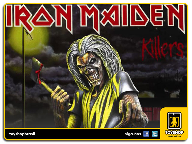 Iron Maiden: Eddie Killers - Neca