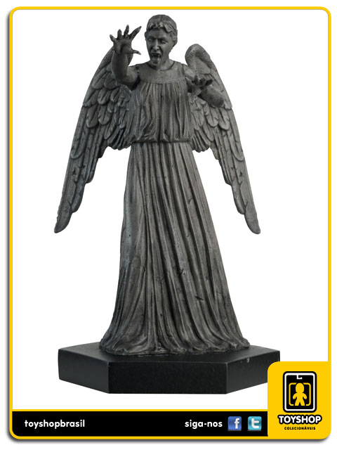 Doctor Who Figurine Colection: Weeping Angel - Eaglemoss
