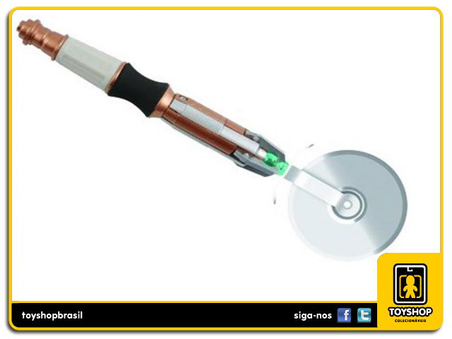 Doctor Who: Sonic Screwdriver Pizza Cutter - Underground