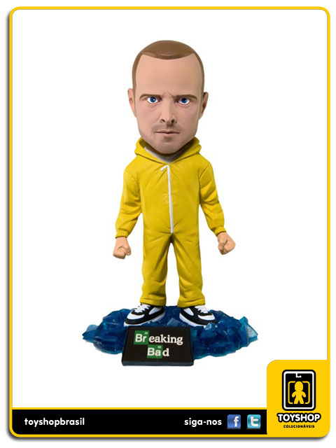 Breaking Bad: Jesse Pinkman Bobble Head - Mezco