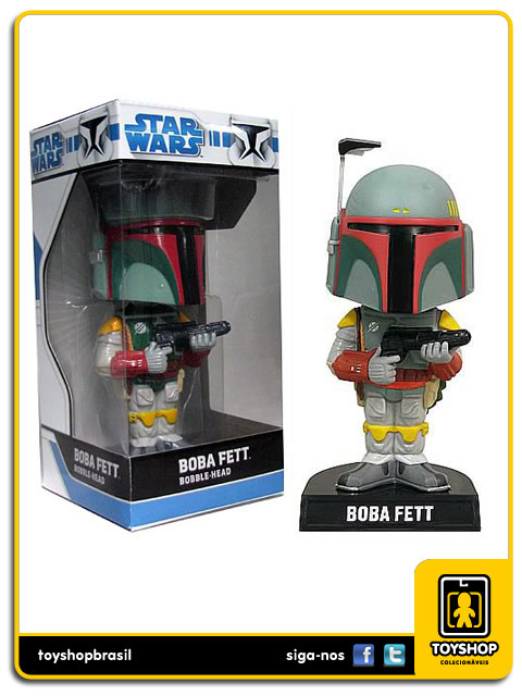 Star Wars: Boba Fett Bobble Head - Funko