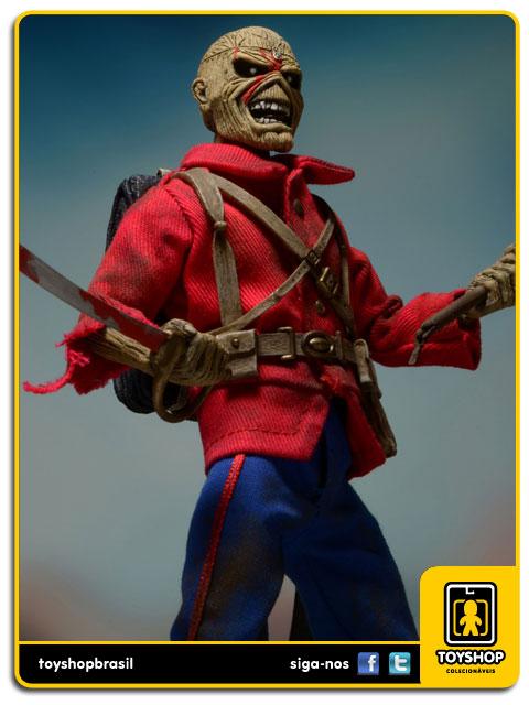Iron Maiden: Eddie The Trooper - Neca