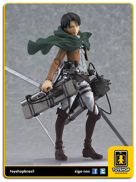 Attack on Titan: Levi Figma - Max Factory