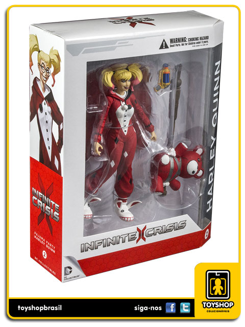 Infinite Crisis: Harley Quinn - Dc Collectibles