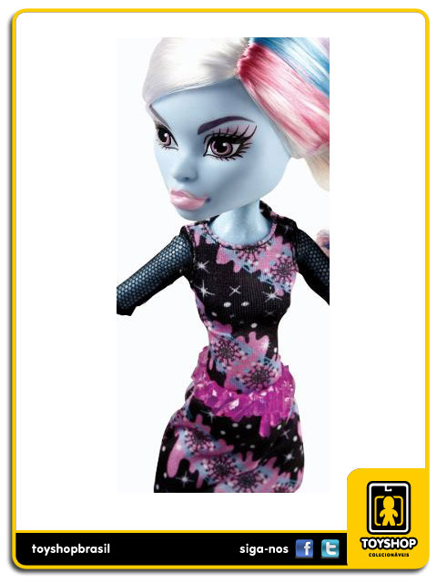 Monster High: Abbey Bominable - Mattel