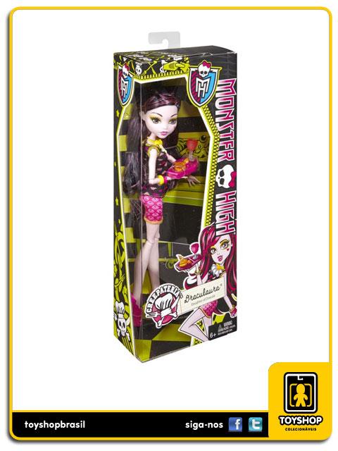 Monster High: Draculaura - Mattel