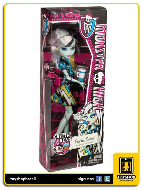 Monster High: Frankie Stein - Mattel