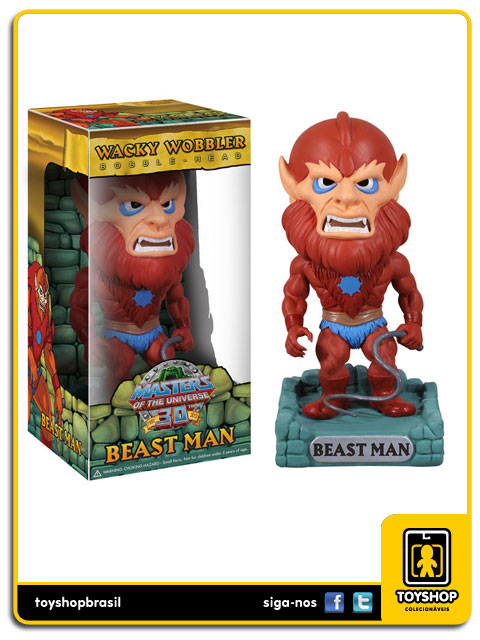 Masters of the Universe: Beast Man Bobble Head - Funko