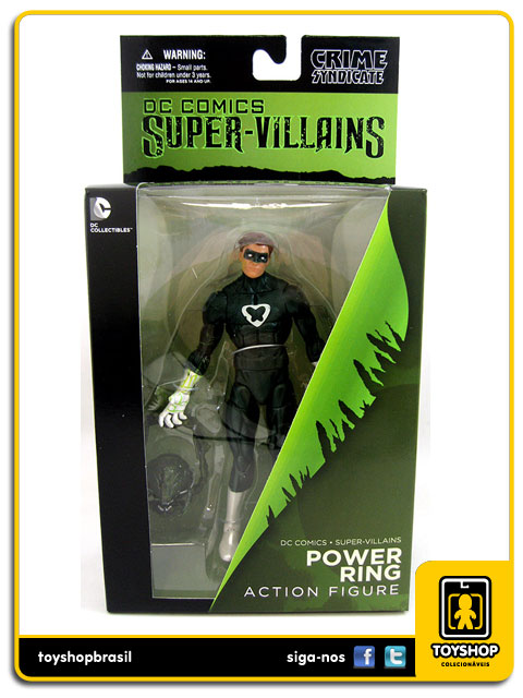 The New 52: Power Ring - Dc Collectibles