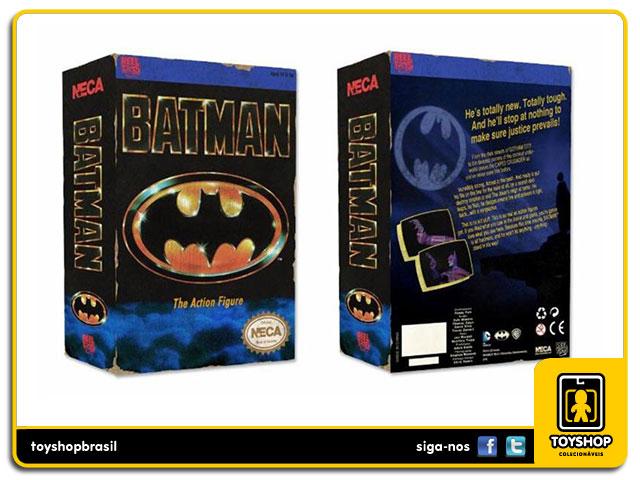 Batman 1989: Batman Video Game - Neca