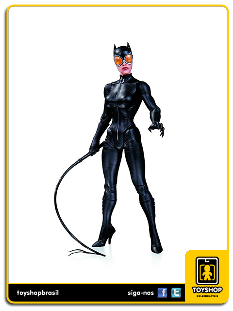 Designer Series: Catwoman Greg Capullo - Dc Collectibles