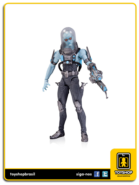 Designer Series: Mr. Freeze Greg Capullo - Dc Collectibles